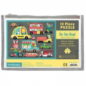Puzzle f�r unterwegs On the Road