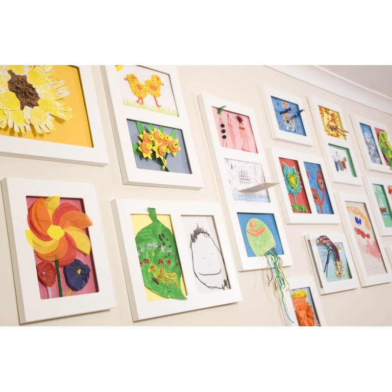 Erfreut Kinder Kunst Rahmen Ideen - Benutzerdefinierte Bilderrahmen ...