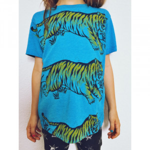T-Shirt Lucky Fish,Tiger