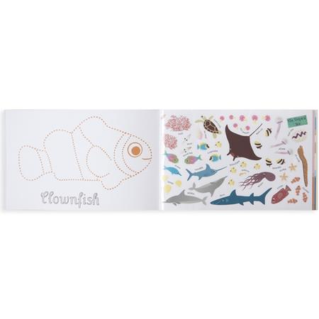 Stickerbuch All around the World - Animals