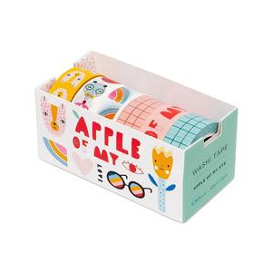 Washi Tape 6er-Set Apple of my Eye