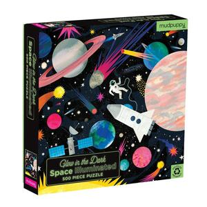 Puzzle Kosmos glow-in-the-dark - 500 Teile