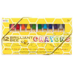 Wachsmaler Brilliant Bee Crayons