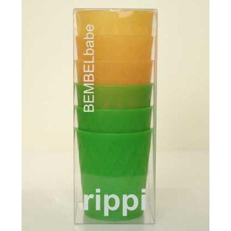 Rippi - Kinderbecher 6er Set