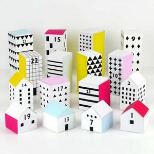Adventskalender Paper City
