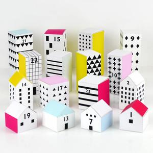 Paper City  Adventskalender
